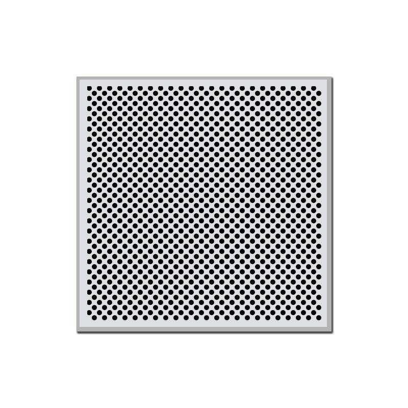 Aluminum Clip-in Ceiling Tiles