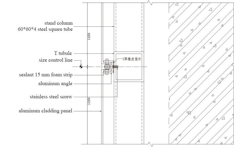 aluminum-veneer-installation-structure
