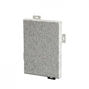 Stone Paint Aluminum Cladding Panel