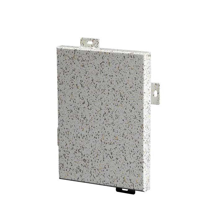 Stone Paint Aluminum Cladding Panel