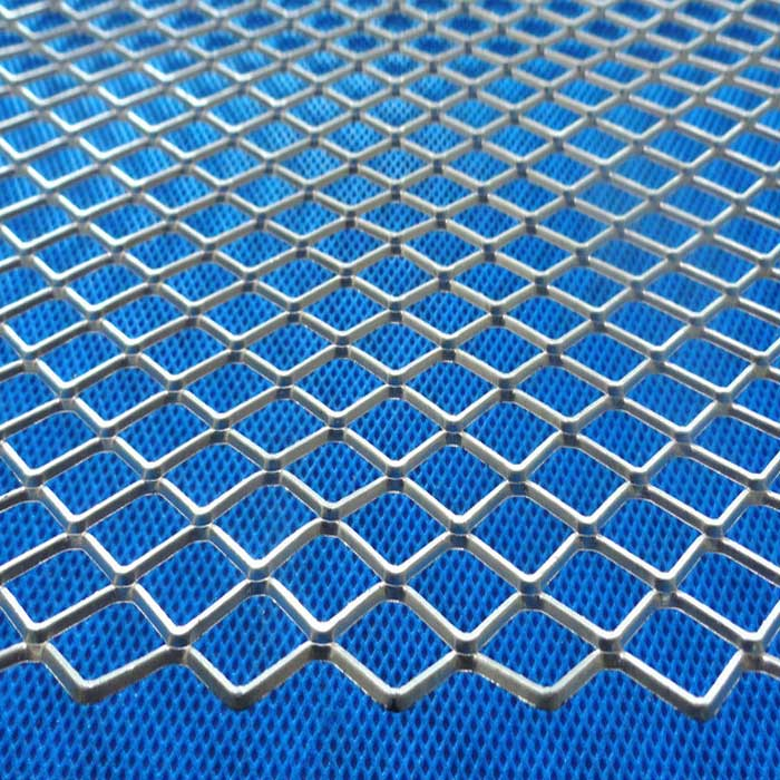 Expanded Metal Mesh Ceiling Decoration Panel