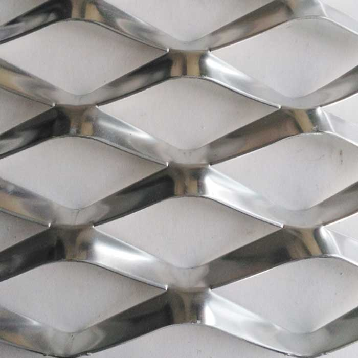 Metal Mesh Panel for Guard Bar Decoration