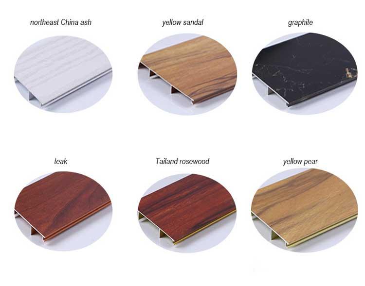 wood-grain-aluminum-profile-alloy-skirting-board