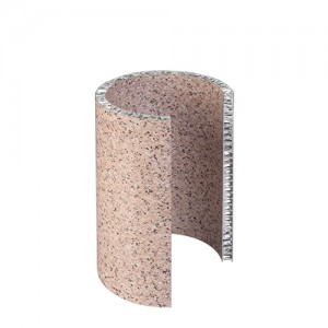 Aluminum Column Beam Honeycomb Panel