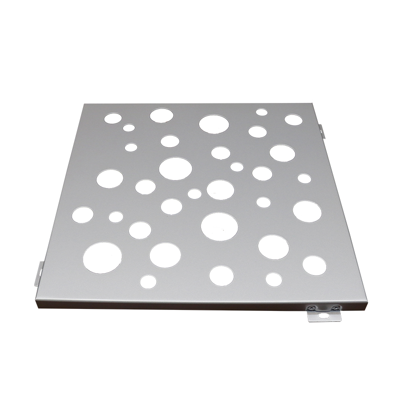 Aluminum Perforated Panels
