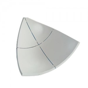 Hyperbolic Aluminum Cladding Panels