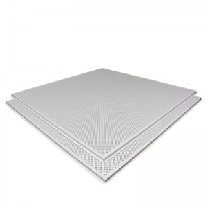 Suspended Aluminum Ceiling Tiles