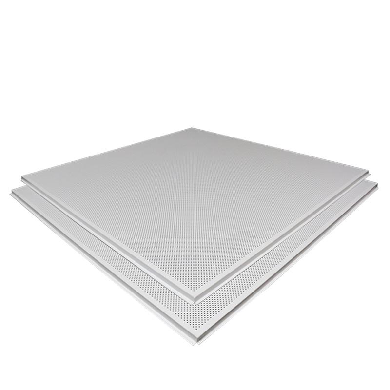 Suspended Aluminum Ceiling Tiles