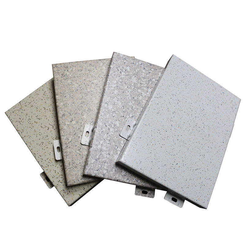 Indoor Marble Effect Aluminum Cladding Panel