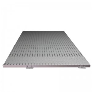 Meeting Room Sound Absorbing Aluminum Cladding Panel