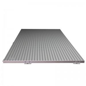 Meeting Room Sound Absorbing Aluminum Cladding Panel