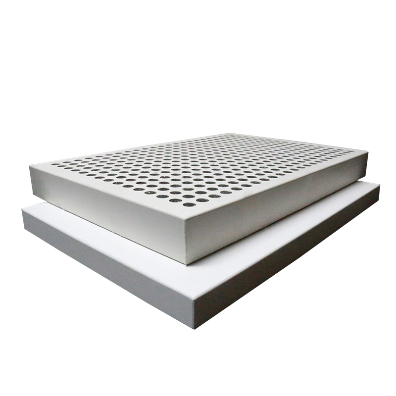 Sound Absorbing Perforated Aluminum Honeycomb Panel