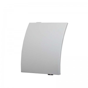 Curved Aluminum Cladding Panels