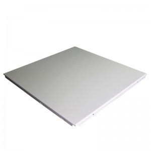600*600 MM Flat Aluminum Ceiling Tiles