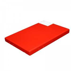 Polyester lacquered Aluminum Cladding Panel
