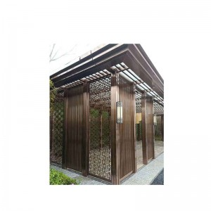 Stainless Steel Door Canopy