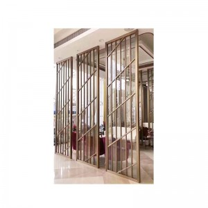 Stainless Steel Screen For Negotiation Area