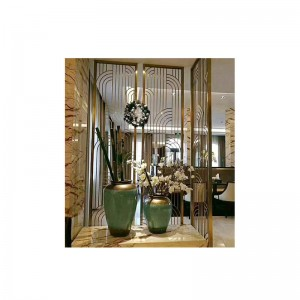 Decorative Stainless Steel Screen